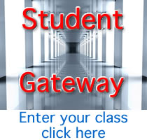 Student Gateway Enter CLass Login